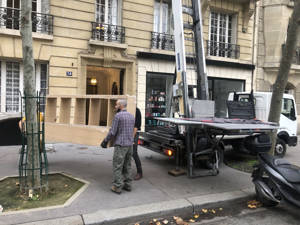 Demenagement Paris